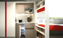 Những thiết kế nội thất nổi bật giúp nhà rộng gấp đôi