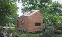 Căn nhà giữa rừng chỉ 23m2 ở Hà Lan