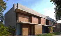 Ghé thăm nhà bằng tường đá di động ở Ấn Độ