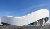 """Ngất ngây trước """"chiếc guốc khổng lồ"""" sân bóng đá Marseille"""