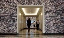 Tranh tường công nghệ - Đỉnh cao kết hợp kiến trúc, công nghệ