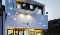 Ngôi nhà Đồng Nai nổi bật trong vùng vì thiết kế lạ