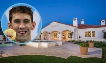 Cận cảnh biệt thự triệu đô của kình ngư Michael Phelps