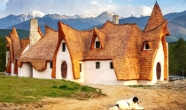 Khách sạn ma quái trong cổ tích tại Rumani