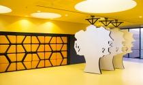 Thư viện đa phương tiện cho trẻ em tại Colombia