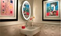 6 ý tưởng dễ làm để sửa sang phòng tắm nhanh gọn