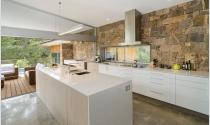 8 ý tưởng thiết kế tường nhà bếp ấn tượng