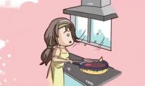 Lỗi thiết kế bếp gây nguy hiểm, bất tiện cho gia chủ