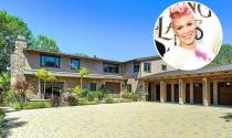 Cận cảnh thiên đường nhiệt đới 12,5 triệu USD vừa bán của nữ ca sĩ cá tính Pink