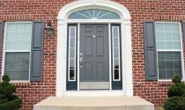 Lưu ý phong thủy khi thiết kế cửa nhà