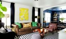 """Biến tấu """"5 trong 1"""" cách trang trí ấn tượng cùng sofa"""