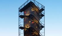 Tháp nghỉ dưỡng ma quái tại Hungary