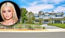 Cận cảnh biệt thự 12 triệu USD mới tậu của Kylie Jenner