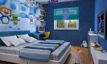 Phong thủy phòng ngủ tốt cho sự phát triển của bé