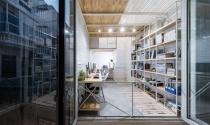 Cải tạo nhà 10m2 thành văn phòng nhỏ thông thoáng