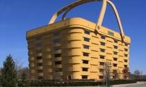 Tòa nhà hình giỏ xách khổng lồ tại Mỹ