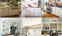 Thiết kế backsplash độc đáo cho căn bếp đón Tết