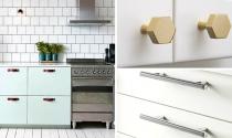 Tiết lộ mẫu tay nắm tủ cho bếp nhà hiện đại