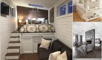 Thiết kế phòng khách kết hợp phòng ngủ cho không gian nhỏ