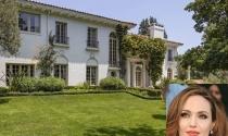 Cận cảnh dinh thự 25 triệu USD mới mua của Angelina Jolie