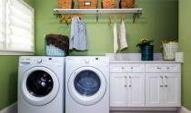 Tiết lộ 3 nguyên tắc thiết kế cơ bản cho phòng giặt ủi tiện ích
