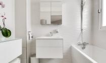 Hô biến phòng tắm từ nhỏ hóa rộng không thể bỏ qua