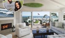 Ngắm ngôi nhà 10 triệu USD bên bờ biển của cặp đôi Ashton Kutcher và Mila Kunis
