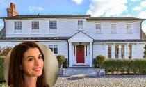Cận cảnh ngôi nhà 2,79 triệu USD của nữ diễn viên Anne Hathaway