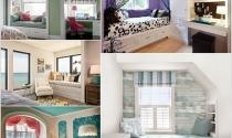 Trang trí cửa sổ phòng ngủ đơn giản nhưng siêu đẹp dành cho bạn
