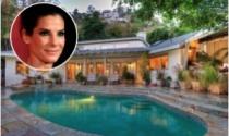 Bên trong căn nhà 3 triệu USD mỹ nhân Sandra Bullock mới thuê