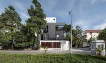 Ngôi nhà hiện đại, lạ mắt tại Hà Nội nổi bật trên báo Mỹ