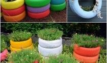 Ý tưởng thiết kế ấn tượng cho khu vườn