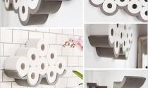 Ý tưởng trang trí tường trong phòng tắm