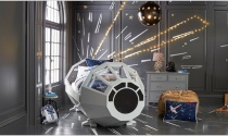 Những thiết kế giường cực sáng tạo dành cho bé