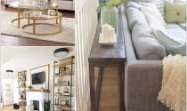 Cách tận dụng tối đa không gian phòng khách nhỏ