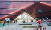 Khám phá kiến trúc Longgang - con tàu nối đuôi đồ sộ