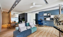 Căn nhà hiện đại theo phong cách Bắc Âu