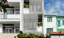 Cải tạo ngôi nhà thành văn phòng xanh mát giữa lòng Sài Gòn