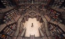 Thiết kế kỳ ảo của nhà sách Zhong Shuge khổng lổ ở Trung Quốc