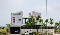 Ngôi nhà 3 thế hệ bừng sáng giữa ngoại ô Đà Nẵng