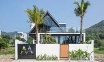 Tận mục Villa phong cách tối giản dưới chân núi Sơn Trà