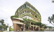 Tòa nhà hình trái tim độc đáo