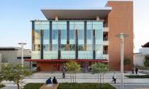 Khám phá trung tâm nghệ thuật Irvine với nhiều sân thượng