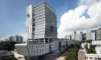 Khám phá đại học Academic-3 với diện mạo đa giác kỳ thú tại Hồng Kông