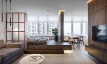 Ấn tượng với căn hộ 39m2