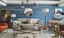 Ý tưởng thiết kế ánh sáng làm mới không gian phòng khách