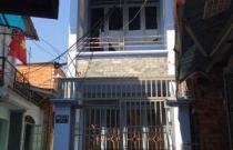 Nhà 1 trệt 1 lầu, DT 3 x 13m, cách BX Thới An 500m (Lê Văn Khương, Hiệp Thành, Quận 12)