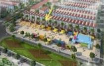 Bán liền kề FLC Sầm Sơn Lux city 114m2, thuận tiện Kinh Doanh