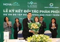 Novaland mở rộng mạng lưới đại lý phân phối sản phẩm
