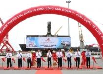 Khánh thành cảng quốc tế Long An